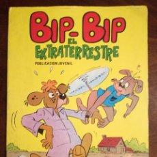 Libros de segunda mano: BIP - BIP EL EXTRATERRESTRE Nº 11 - EDICIONES GAVIOTA. Lote 139928286