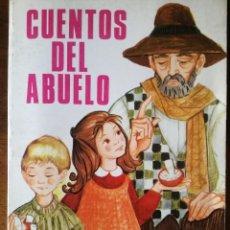 Libros de segunda mano: CUENTOS DEL ABUELO 1979 PRODUCIONES EDITORIALES VICTORIA-FLORENCIA DE ARQUER-MARÍA DOLZ. Lote 139928858