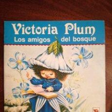 Libros de segunda mano: VICTORIA PLUM LA PEQUEÑA DUENDECILLA DEL BOSQUE ANGELA RIPPON PUBLICACIONES GAMA 1984.. Lote 139939018