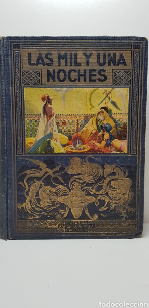 LAS MIL Y UNA NOCHES, SOPENA 1941. (Libros de Segunda Mano - Literatura Infantil y Juvenil - Cuentos)