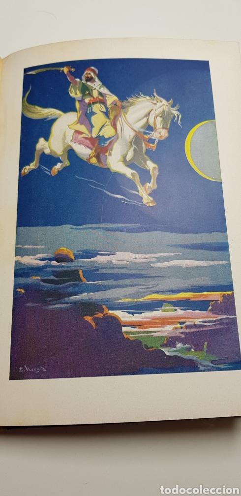 Libros de segunda mano: Las mil y una noches, Sopena 1941. - Foto 6 - 140161776
