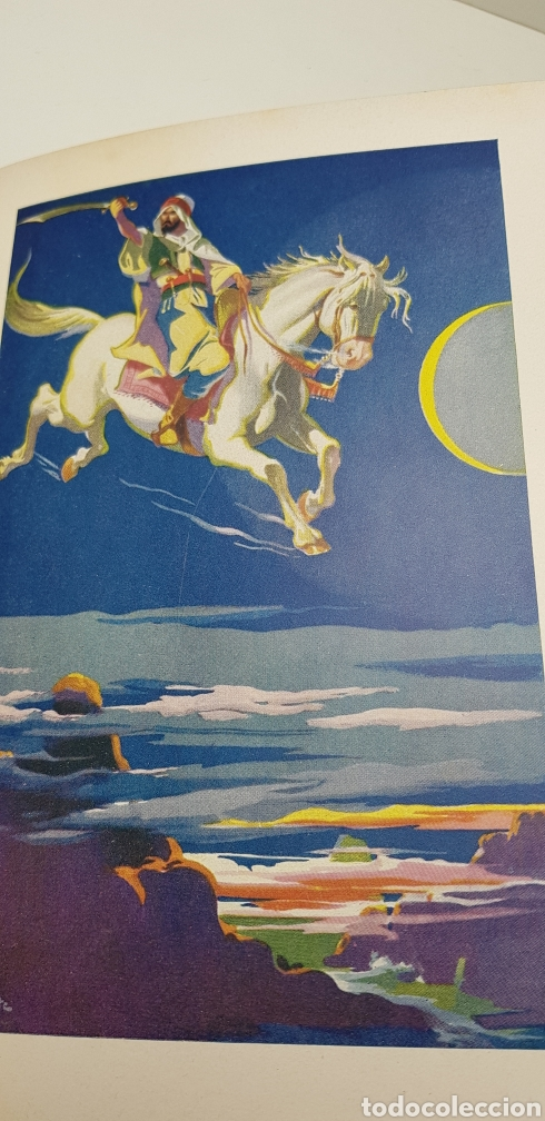 Libros de segunda mano: Las mil y una noches, Sopena 1941. - Foto 10 - 140161776