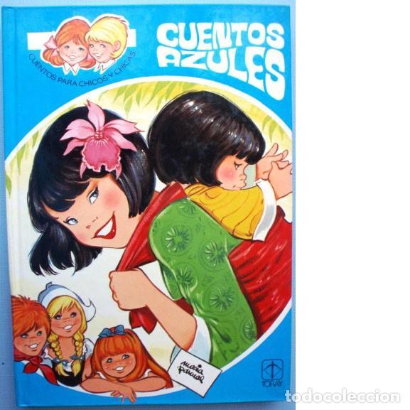 CUENTOS AZULES Nº 9. MARÍA PASCUAL. TORAY (Libros de Segunda Mano - Literatura Infantil y Juvenil - Cuentos)