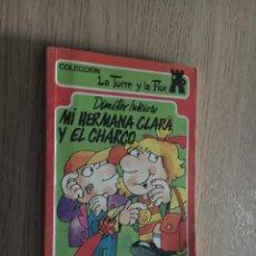Libros de segunda mano: MI HERMANA CLARA Y EL CHARCO. DIMITER INKIOW.. Lote 140506338