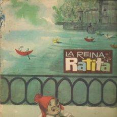 Libros de segunda mano: LA REINA RATITA. MARAVILLAS EVA. EDITORIAL VASCO AMERICANA 1963. (C/A59). Lote 140586642