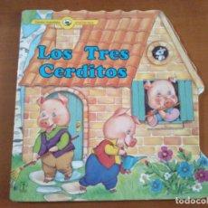 Libri di seconda mano: LOS TRES CERDITOS * CUENTO TROQUELADO DE TORAY. Lote 140595110
