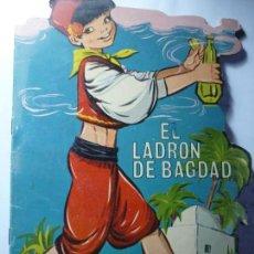 Libros de segunda mano: EL LADRON DE BAGDAD. EDICIONES TORAY. 1967. Lote 140630930