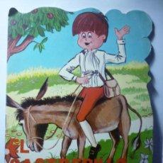 Libros de segunda mano: EL SASTRECILLO VALIENTE. EDITORIAL FENIX. 1966. Lote 140632042