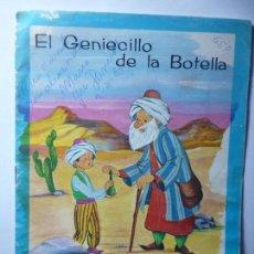 Libros de segunda mano: EL GENIECILLO DE LA BOTELLA. EDITORIAL CANTABRICA. 1967. Lote 140632530