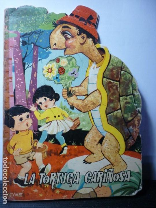 LA TORTUGA CARIÑOSA. EDICIONES TORAY. 1961 (Libros de Segunda Mano - Literatura Infantil y Juvenil - Cuentos)