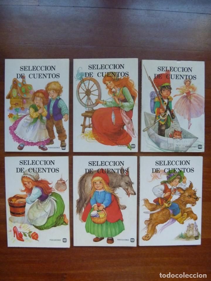FHER SELECCIÓN CUENTOS CLÁSICOS BLANCA NIEVE CAPERUCITA ROJA BELLA DURMIENTE ALI BABA... OPORTUNIDAD (Libros de Segunda Mano - Literatura Infantil y Juvenil - Cuentos)