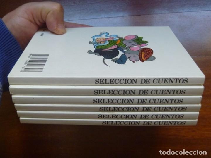 Libros de segunda mano: FHER SELECCIÓN CUENTOS CLÁSICOS BLANCA NIEVE CAPERUCITA ROJA BELLA DURMIENTE ALI BABA... OPORTUNIDAD - Foto 2 - 140713158