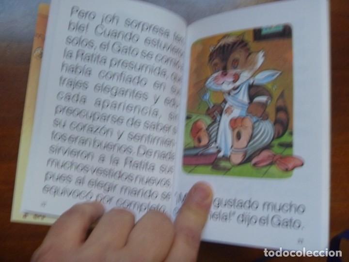 Libros de segunda mano: FHER SELECCIÓN CUENTOS CLÁSICOS BLANCA NIEVE CAPERUCITA ROJA BELLA DURMIENTE ALI BABA... OPORTUNIDAD - Foto 10 - 140713158