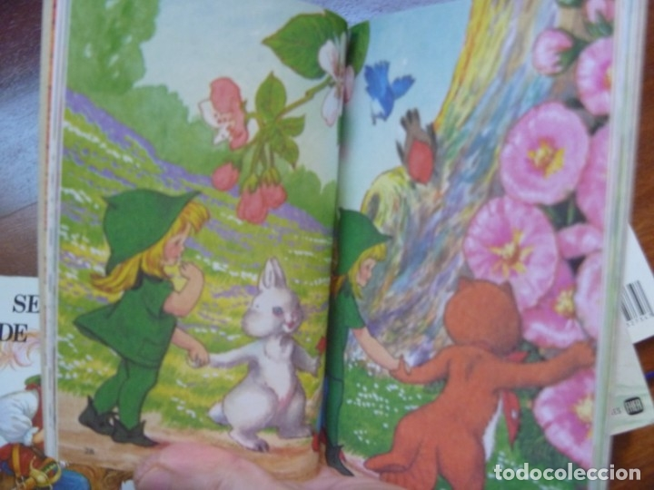 Libros de segunda mano: FHER SELECCIÓN CUENTOS CLÁSICOS BLANCA NIEVE CAPERUCITA ROJA BELLA DURMIENTE ALI BABA... OPORTUNIDAD - Foto 11 - 140713158