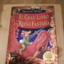 Libros de segunda mano: EL GRAN LIBRO DEL REINO DE LA FANTASIA - GERONIMO STILTON , 2014. Lote 140773714