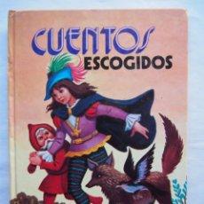 Libros de segunda mano: CUENTOS ESCOGIDOS. VOL. XI EDICIONES SUSAETA.. Lote 141175790