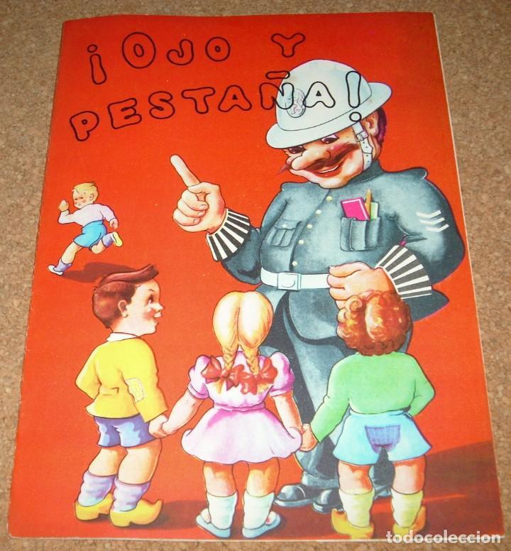OJO Y PESTAÑA - ORBIS 1956 ORIGINAL - MUY BONITO Y EN MUY BUEN ESTADO (Libros de Segunda Mano - Literatura Infantil y Juvenil - Cuentos)