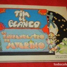 Libros de segunda mano: LIBRO SONORO PALA: TIM EL BLANCO - EL PADRENUESTRO DE SEVERINO (1973). Lote 141293026
