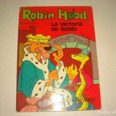 Libros de segunda mano: ROBIN HOOD , LA VICTORIA DE ROBIN, WALT DISNEY. COLECCION MIS PEQUEÑOS AMIGOS. ED. SUSAETA.. Lote 141329974