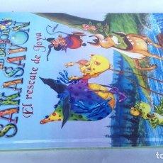 Libros de segunda mano: EL DRAGÓN SAKASAVON-EL RESCATE DE JOYA-LIBRO NUEVO. Lote 141449274