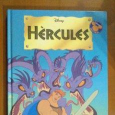 Libros de segunda mano: HERCULES * DISNEY * EDITORIAL EVEREST * CADI * EN CATALA. Lote 205599776