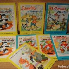 Libros de segunda mano: 8 CUENTOS COLECCION GRANDES NOTICIAS - EDITORIAL CANTABRICA AÑO 1967. Lote 141658854