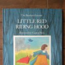 Libros de segunda mano: LITTLE RED RIDING HOOD - FANTÁSTICO CUENTO EN INGLÉS - 1986. Lote 142422289