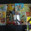 Libros de segunda mano: BARTOLOZZI, SALVADOR: COLECCIÓN PINOCHO CHAPETE (8 VOLS) COMPLETO. Lote 142669110