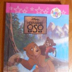 Libros de segunda mano: LIBRO - INFANTIL - DISNEY - HEMANO OSO - HAPPY MEAL - EDICIONES GAVIOTA 2005 -. Lote 142835070