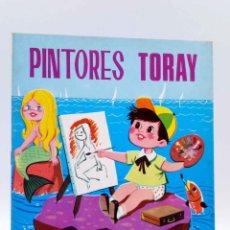 Libros de segunda mano: PINTORES TORAY SERIE M 30. SIRENA (ANTONIO AYNÉ) TORAY, 1979. Lote 142887024