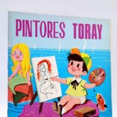 Libros de segunda mano: PINTORES TORAY SERIE M 30. SIRENA (ANTONIO AYNÉ) TORAY, 1975. Lote 142887136