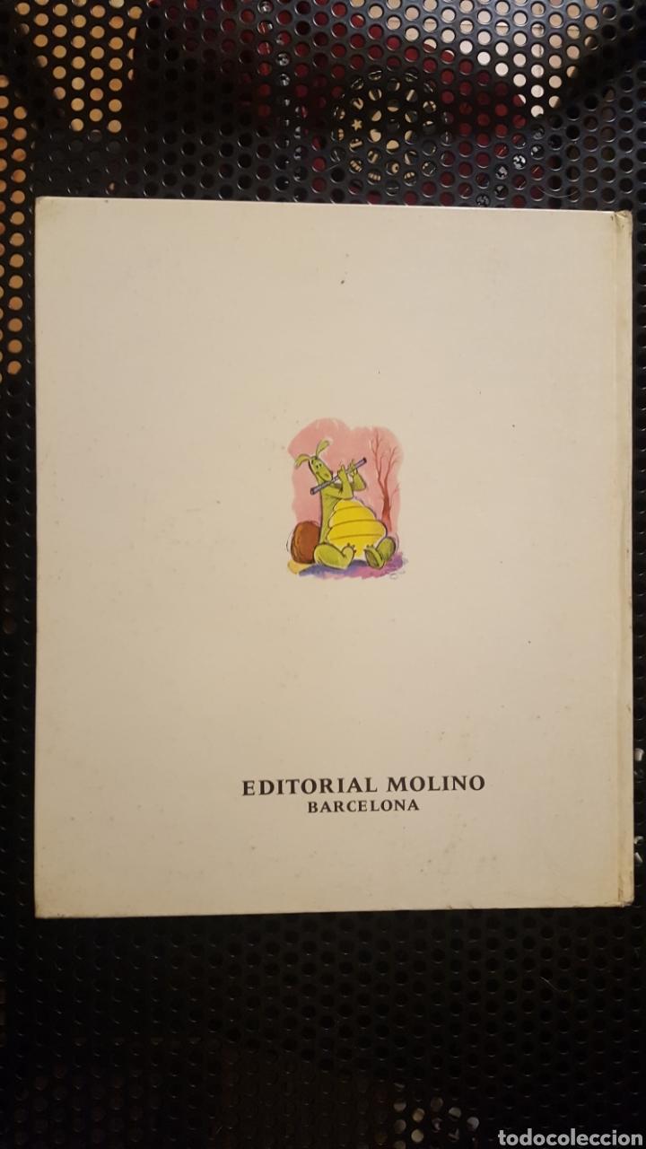 Libros de segunda mano: WALT DISNEY - EL DRAGÓN POETA - Ed. MOLINO - 1973 - Tapa dura En buen estado, ver fotos - Foto 2 - 142917234