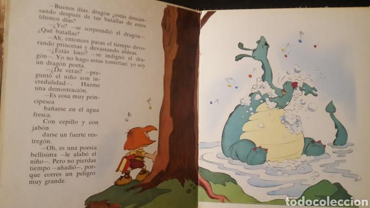 Libros de segunda mano: WALT DISNEY - EL DRAGÓN POETA - Ed. MOLINO - 1973 - Tapa dura En buen estado, ver fotos - Foto 4 - 142917234