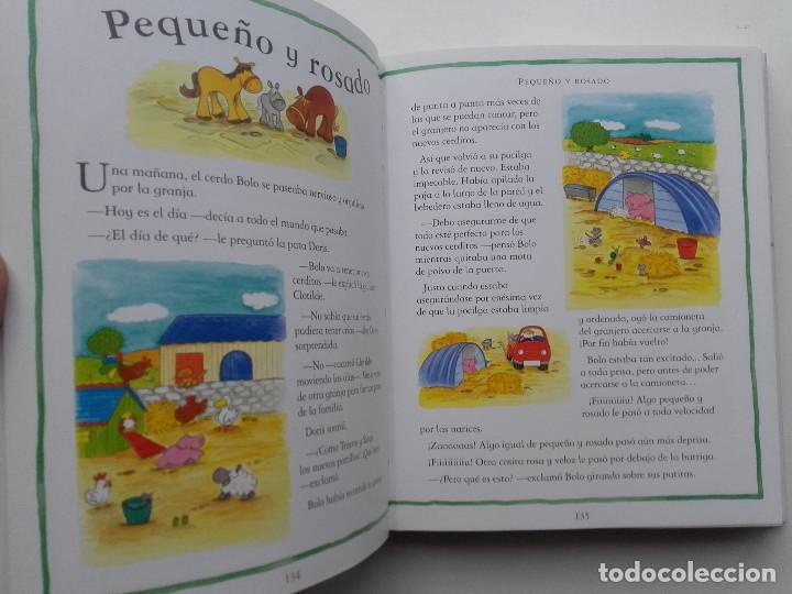 Libros de segunda mano: 365 CUENTOS Y RIMAS PARA NIÑAS - ED. PARRAGON - 2005 - Foto 4 - 143055210
