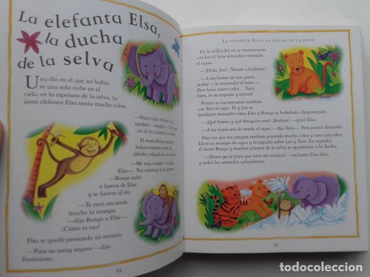 Libros de segunda mano: 365 CUENTOS Y RIMAS PARA NIÑAS - ED. PARRAGON - 2005 - Foto 5 - 143055210
