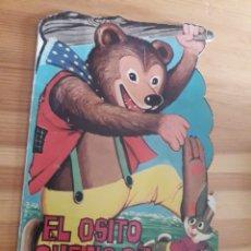 Libros de segunda mano: EL OSITO QUE NO OIA TORAY CUENTOS ZOO. Lote 143390289