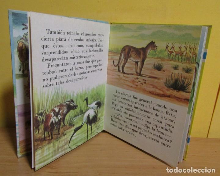 Libros de segunda mano: EL MISTERIO DE LAS ESPADAÑAS -CUENTOS DEL DESIERTO Y LA PRADERA-Nº 6 ED. VASCO-AMERICANA AÑO 1970 - Foto 4 - 143552350