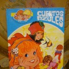 Libros de segunda mano: CUENTOS AZULES. TOMO 1. ILUSTRADO POR MARÍA PASCUAL. TORAY 1.982.. Lote 143779322