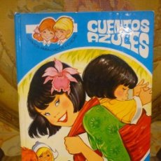 Libros de segunda mano: CUENTOS AZULES. TOMO 9. ILUSTRADO POR MARÍA PASCUAL. TORAY 1.979.. Lote 143779494