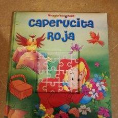 Libros de segunda mano: CAPERUCITA ROJA (LIBSA) LIBRO PUZZLE. Lote 143808330