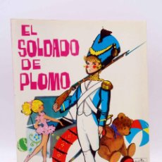Libri di seconda mano: CUENTOS CLÁSICOS SERIE D Nº 8. EL SOLDADO DE PLOMO (EUGENIO SOTILLOS / MARÍA PASCUAL) TORAY, 1975. Lote 144367906
