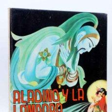 Libros de segunda mano: CUENTOS CLÁSICOS 5. ALADINO Y LA LÁMPARA MARAVILLOSA (SOTILLOS / MISTRAL) TORAY, 1964. TAPA DURA. Lote 152456730