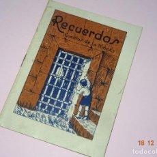 Libros de segunda mano: ANTIGUO * RECUERDOS * DE CUENTOS DE LA NIÑEZ SERIE A Nº 29 DE EDITORIAL CARTEL DE VIGO. Lote 144407094