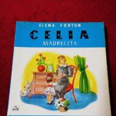 Libros de segunda mano: CELIA. MADRECITA.. Lote 144440246