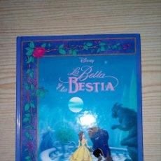 Libros de segunda mano: LA BELLA Y LA BESTIA - EVEREST - 1993. Lote 269846518