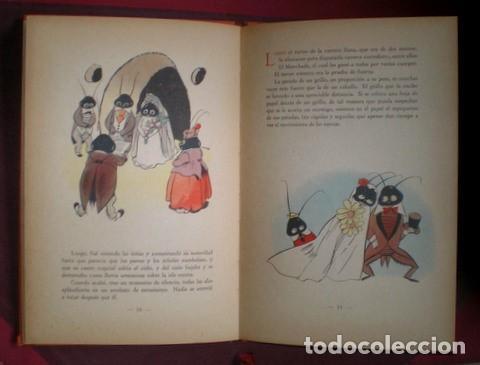 Libros de segunda mano: VIGIL, Constancio C: EL MANCHADO. 1944. Ilustraciones de Federico RIBAS. Biblioteca infantil - Foto 2 - 144959706
