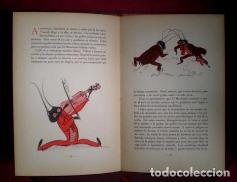 Libros de segunda mano: VIGIL, Constancio C: EL MANCHADO. 1944. Ilustraciones de Federico RIBAS. Biblioteca infantil - Foto 3 - 144959706
