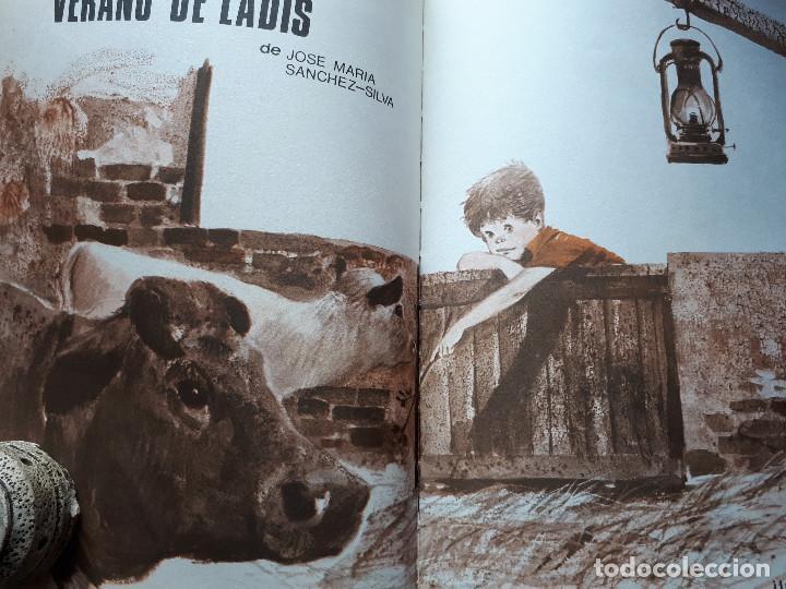 Libros de segunda mano: El segundo verano de Ladis - Sánchez-Silva, José María - Ed. Marfil - 1968 - Foto 5 - 145161606