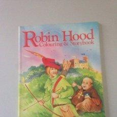 Libros de segunda mano: ROBIN HOOD. Lote 145549686