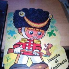 Libros de segunda mano: CUENTO TROQUELADO - Nº 5 - EDITORIAL VASCO AMERICANA - JUANITO EL CENTINELA - 1980 - SERIE EVA -. Lote 145551182